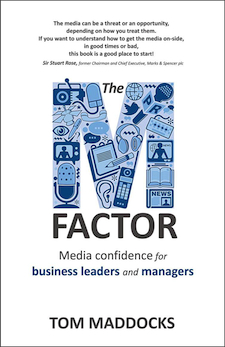 The M-factor: Media confidence for business leaders and managers